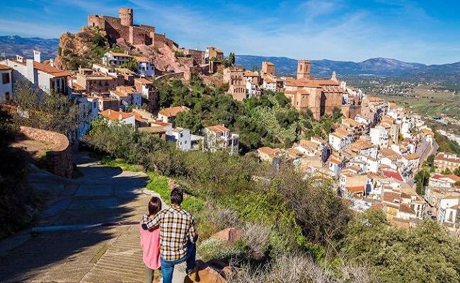 pueblos en Castellón. 2